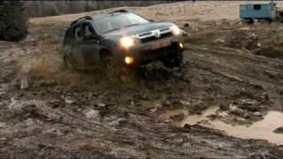 getlinkyoutube.com-Dacia Duster  Off-road 4x4