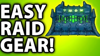 EASY RAID GEAR SOLO! Destiny Tips & Tricks, Lamps Section, Crotas End