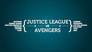 getlinkyoutube.com-LEGO Justice League vs Avengers; New Series Announcement