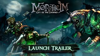 Mordheim: City of the Damned - Megjelenés Trailer