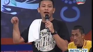 getlinkyoutube.com-Stand Up Comedy Boris Bokir - From Bandung with Laugh