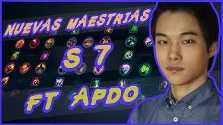 getlinkyoutube.com-NUEVAS MAESTRIAS S7 | FT. APDO