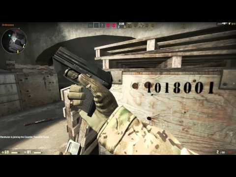 Counter-Strike Global Offensive Beta Footage - 1080p PC - Max settings - CSGO BETA GAMEPLAY de_dust