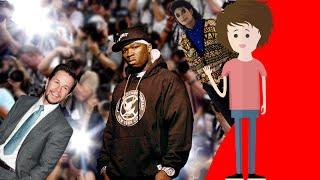 getlinkyoutube.com-Top 5 Celebrity Video Games - HappyMaskGamer