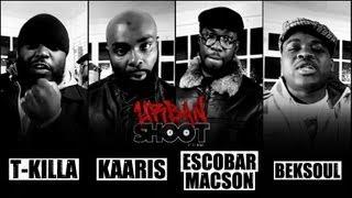 Kaaris, Escobar Macson & K.ommando Toxik - Urban Shoot #10