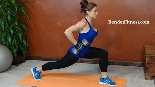 getlinkyoutube.com-Slim and Sculpted Arms: Home Workout