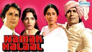 Namak-Halaal-Amitabh-Bachchan-Shashi-Kapoor-Parveen-Babi-Hindi-Comedy-Movie width=