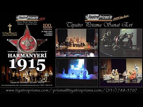Çanakkale HARMANYERİ-1915 Oyunu / 2010-2011 T.Prizma (Gürdal )