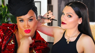 getlinkyoutube.com-JESSIE J MAKEUP TUTORIAL | PatrickStarrr