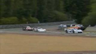 getlinkyoutube.com-24 hours of Le Mans 1997 Review part 1