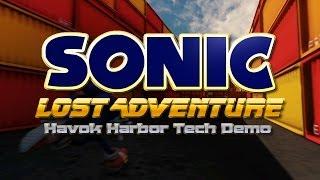 getlinkyoutube.com-Sonic: Lost Adventure Havok Harbor Tech Demo SAGE2014 [1080p]