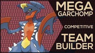 getlinkyoutube.com-Mega Garchomp Competitive Team Builder (Pokemon Showdown ORAS OU Facecam)