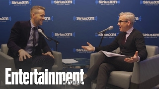 Ryan Reynolds Reveals When He Feels His Sexiest | Entertainment Weekly