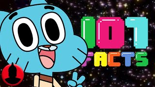 getlinkyoutube.com-107 Amazing World Of Gumball Facts YOU Should Know! (ToonedUp #30) @ChannelFred
