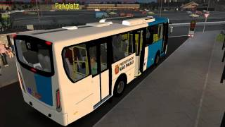 getlinkyoutube.com-OMSI 2 - MAPA Baumgarten 1.0 Linha 17 + Caio Apache VIP IV Micrão VW 17.230 [+DOWNLOAD]