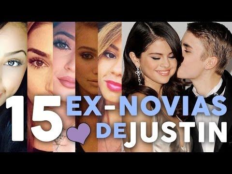 15 Ex 'Novias' de Justin Bieber