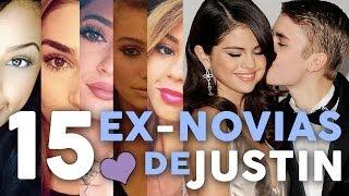 getlinkyoutube.com-15 Ex 'Novias' de Justin Bieber