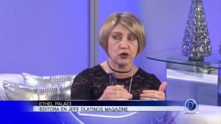Ethel Palací nos presenta la edición de Enero de D'latinos Magazine