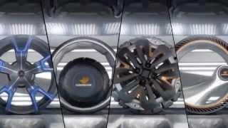 getlinkyoutube.com-Futuristic Tires!