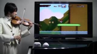 getlinkyoutube.com-Interpretando Super Mario World en Violin