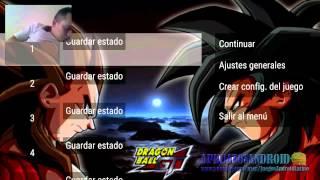 getlinkyoutube.com-Dragon Ball GT tenkaichi tag team Modificado PPSSPP ANDROID/PC/IOS