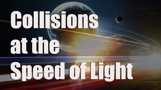 getlinkyoutube.com-Universe Sandbox 2 - Collisions at the Speed of Light (no commentary)