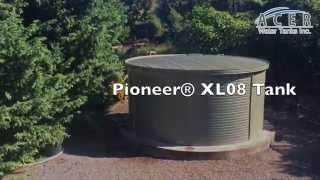 getlinkyoutube.com-Pioneer® Water Tank Installation