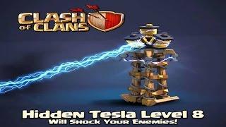 """getlinkyoutube.com-CreepypastA De Clash Of Clans #3 """"El Tesla Oculto"""""""
