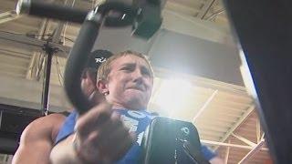 getlinkyoutube.com-14-year-old Bodybuilder Breaking World Records