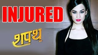 Shapath : Karishma Modi Severly INJURED during the Shoot | REVEALED 3rd September 2014 FULL EPISODE