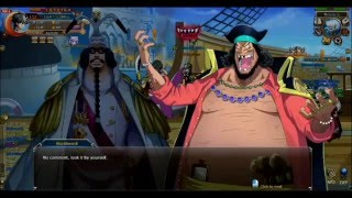 getlinkyoutube.com-Anime pirates  Akainu lvl 151 e Ruined plaza Barba negra lvl 151