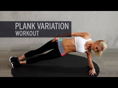 Plank Variation Workout