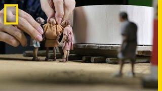 getlinkyoutube.com-Nat Geo's Stop-Motion Team Animates History | National Geographic