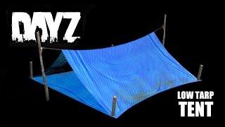 getlinkyoutube.com-Small Makeshift Tent DayZ Standalone