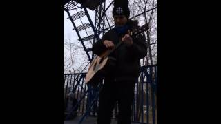 getlinkyoutube.com-ШОК!!! Noize MC дал уличное выступление из-за отмены концерта!!!