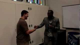 getlinkyoutube.com-Kevin Olusola Vs. Dylan Palmer (Beatbox-off)