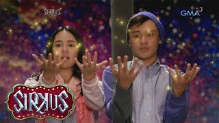 Sirkus: Miko and Mia witness magic in Sirkus Salamanca