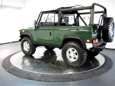 1994 Land Rover Defender 90 Problems, Online Manuals and Repair