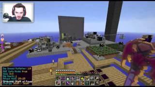 Minecraft: Sky Factory Ep. 54 - COBBLE BRAH