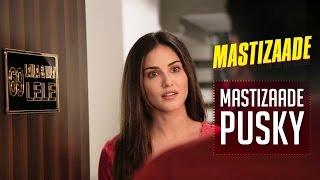 getlinkyoutube.com-Mastizaade Pusky | Sunny Leone, Tusshar Kapoor and Vir Das