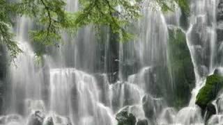 wonderful -waterfall-video wall paper