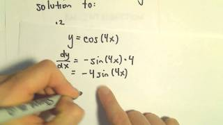 getlinkyoutube.com-Differential Equations - Basic Idea of What It Means to be a Solution