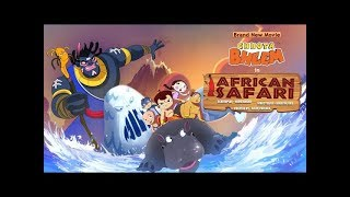 Chhota Bheem African Safari Movie - Title Song