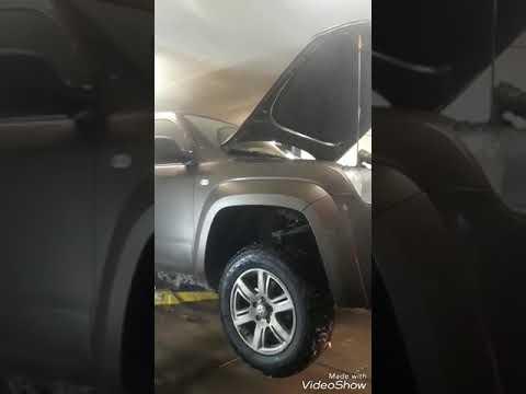Расположение масляного насоса у Volkswagen Амарок