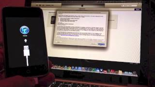 getlinkyoutube.com-شرح عمل ريستور لجهاز الايفون وهو في وضعية الديسيبلد او خطأ في الرقم السري