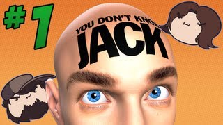 getlinkyoutube.com-You Don't Know Jack: Supreme Vitamins - PART 1 - Game Grumps VS