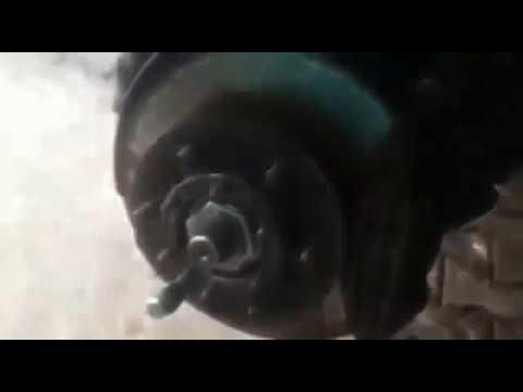 Замена пыльников ШРУСа Тойота Хайлюкс 2004 г. 3 часть (сборка и установка полуоси)