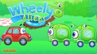 getlinkyoutube.com-Wheely 8: Aliens Walkthrough All Levels