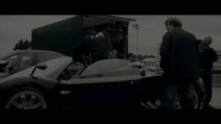 Pagani Zonda Roadster F Clubsport