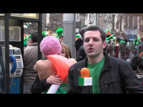 St. Patricks Day Craci! 2011 - Dublin, Ireland.